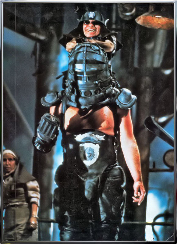 Master-Blaster, from Mad Max Beyond Thunderdome