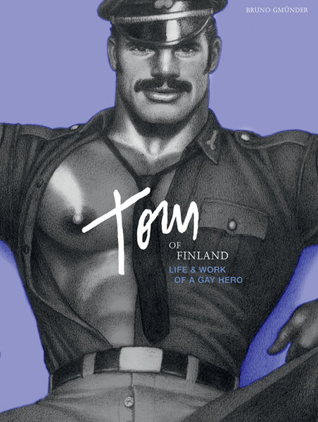 Tom of Finland, another of the nicknames the Monarch gives the dirty cop.