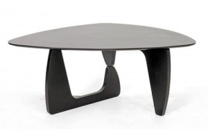 A tasteful reproduction Noguchi coffee table by Herman Miller. Now imagine it in a gorilla's crotch.