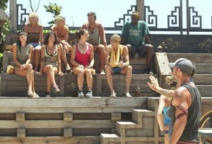 Let's be clear, I'm not here because I'm a jerk. Brad prepares for the Redemption Island Duel