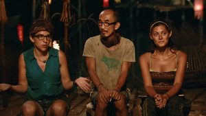 """Look, all I'm saying is that I think Mark the Chicken really played the best game of Survivor here."""
