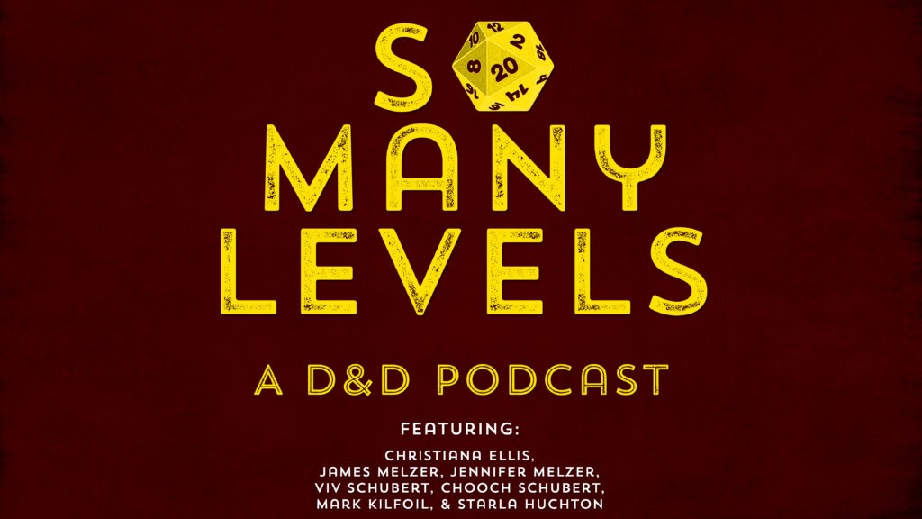 SML106 – So Many Levels: Episode 106 – Triple Jeopardy